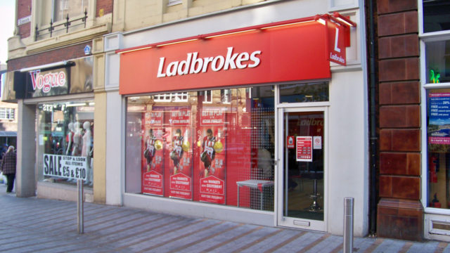 Ladbrokes Store in South Yorkshire