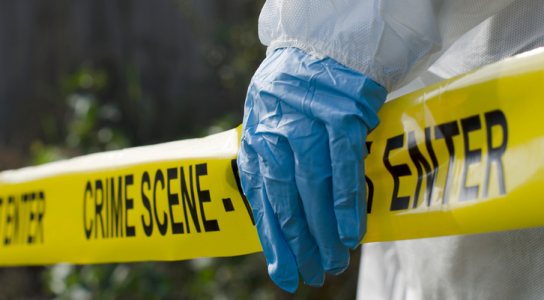 Crime Scene Cleaning - Crime Scene Tape