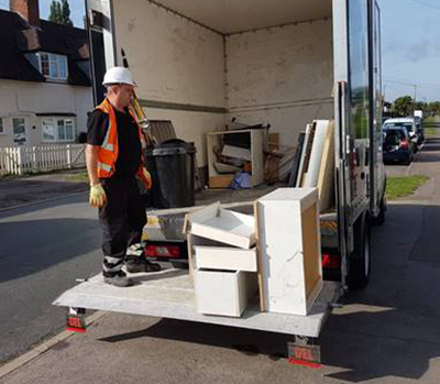property-waste-clearance-loading-van