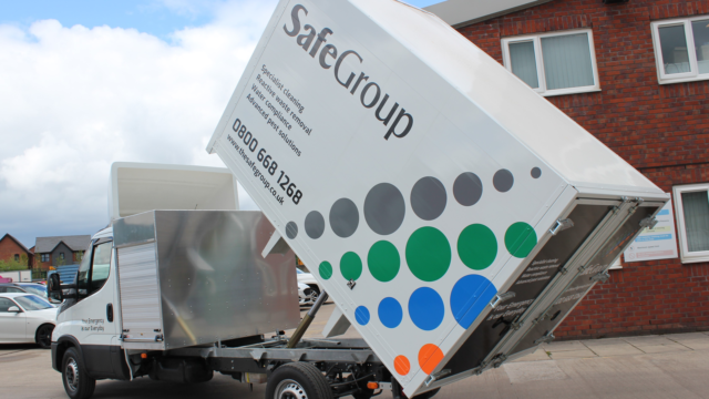 SafeGroup new hybrid vehicles Tipping